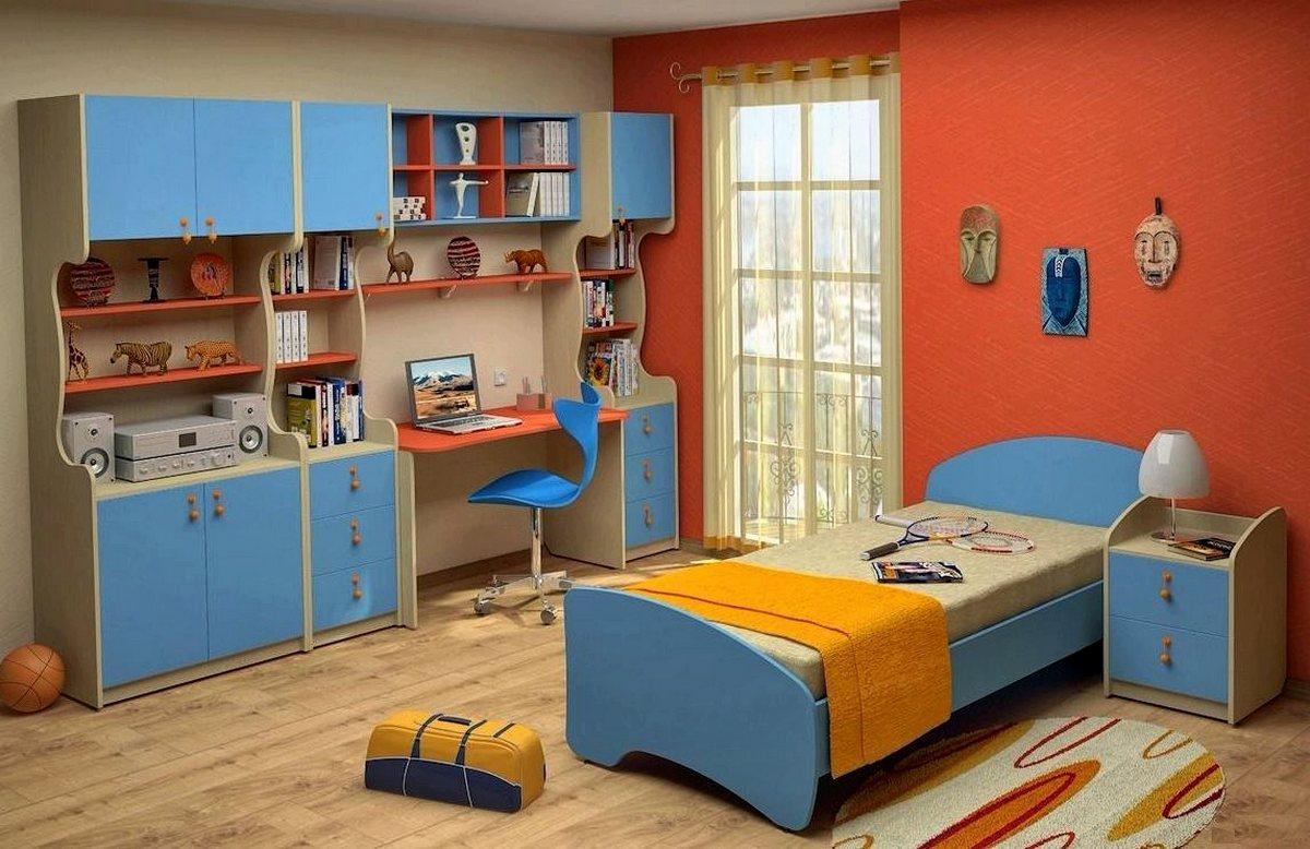 Детская комната Белоснежка-10