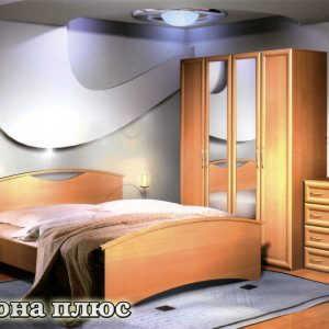 Спальня Диона плюс МДФ