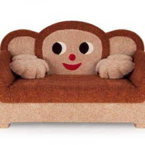 Детский диван Чебурашка