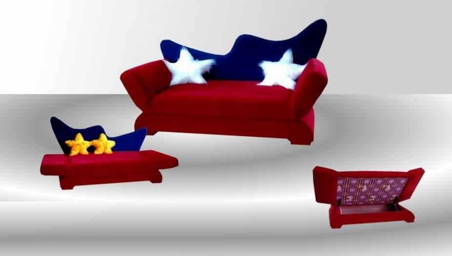 Детский диван Ле-ля