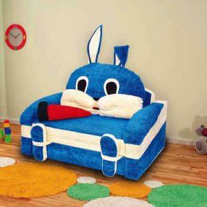 Детский диван Зайка