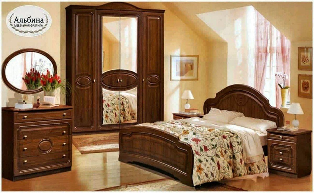 Спальня Джоя