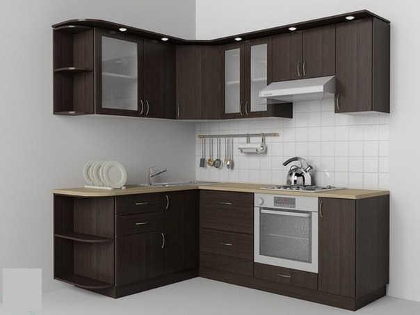 Кухня модульная Эконом