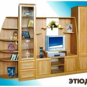Стенка Этюд-1