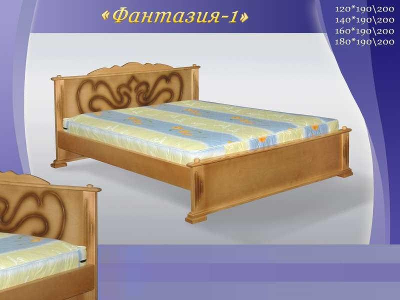 Кровать Фантазия-1