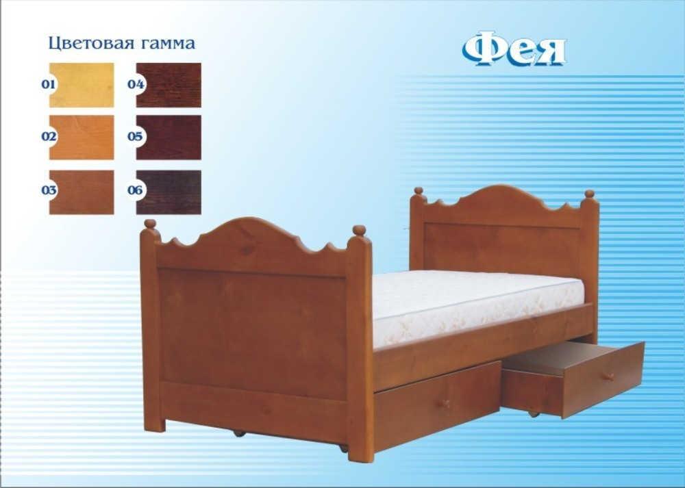 Кровать Фея (ЕГРА)