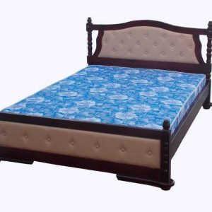 Кровать Фортуна (кожа)
