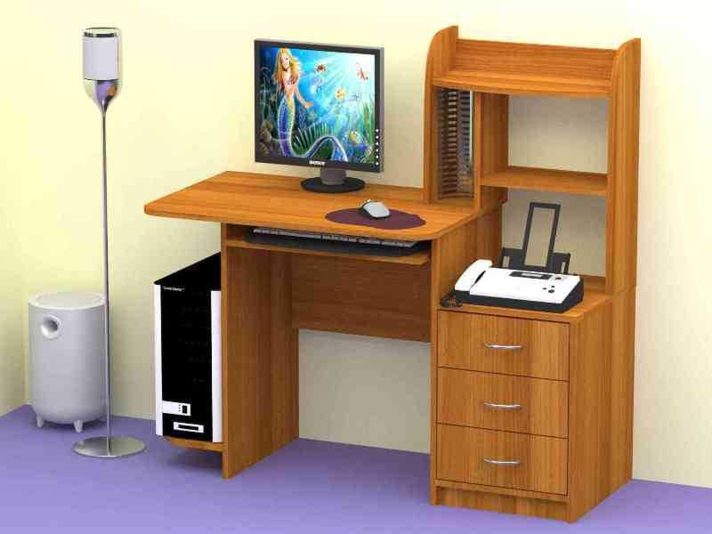 Компьютерный стол КСК- 10