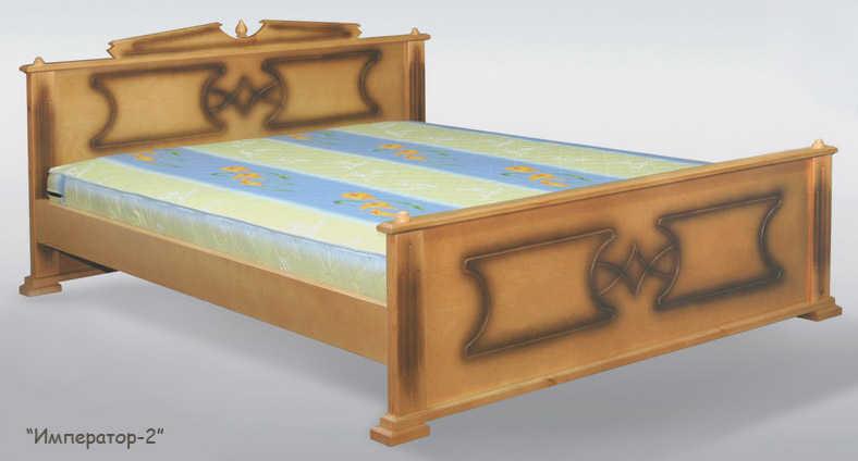 Кровать Император-2