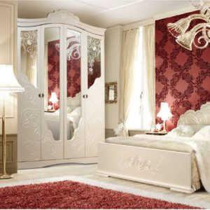 Спальня Арина-2 МДФ