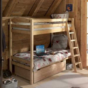 Кровать Кадет 3 2-х ярусная