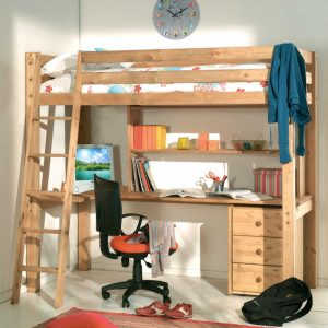 Кровать Кадет 4 (чердак)