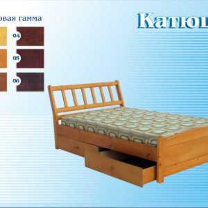 Кровать Катюша (ЕГРА)