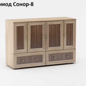 Комод Сонор 8 МДФ