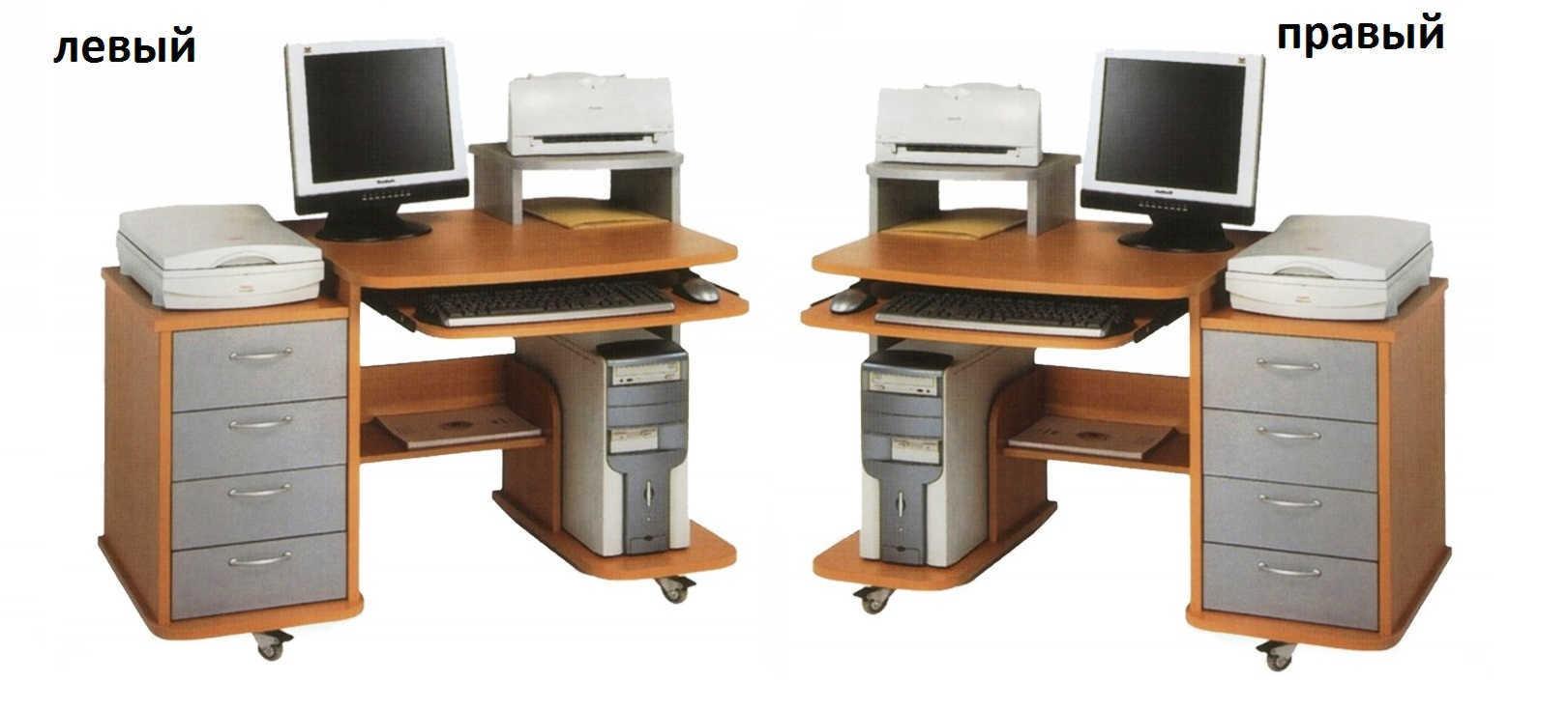 Компьютерный стол КСК–3