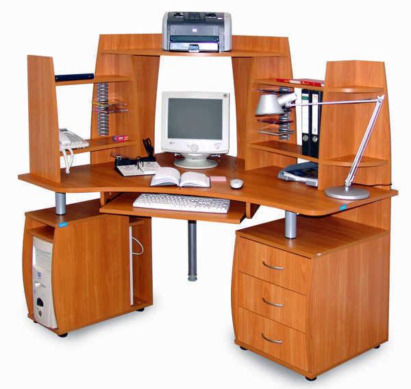 Компьютерный стол ПС 04.41 F