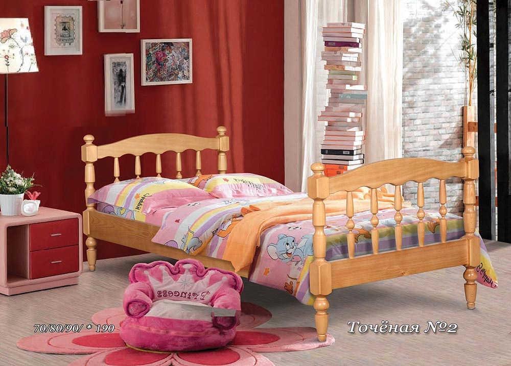 Кровать Точёная №2