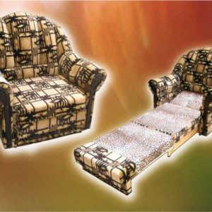 Дешевое кресло-кровать Комфорт