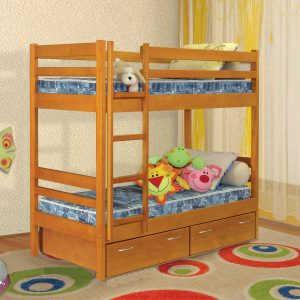 Кровать №1 (2-х ярусная)
