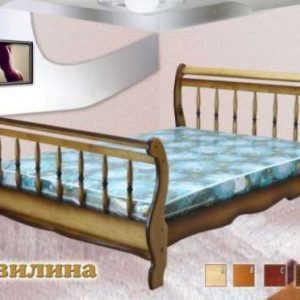 Двуспальная кровать Авилина