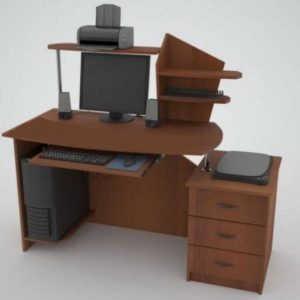 Компьютерный стол Поинт С-2