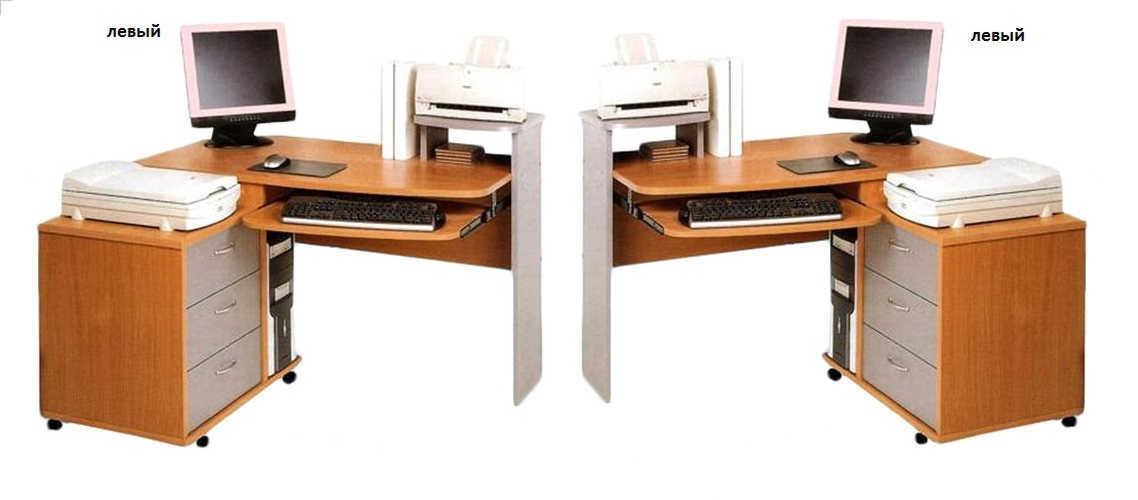 Компьютерный стол КСК-2 (Грос)
