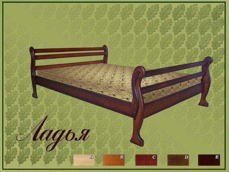 Кровать Ладья