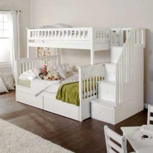 Кровать Лейла (2-х ярусная)