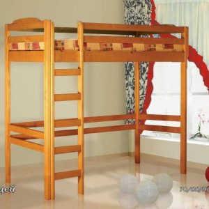 Кровать Лицей (чердак)