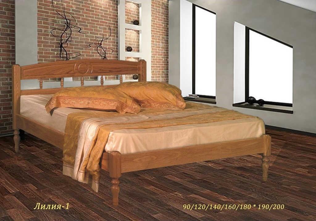 Кровать Лилия-1