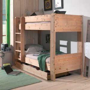 Кровать Лилия 2 (2-х ярусная)