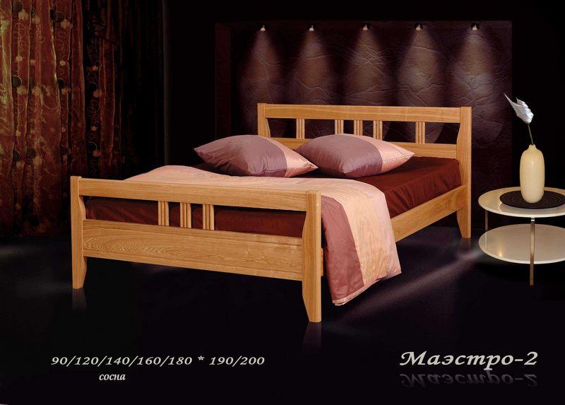 Кровать Маэстро-2