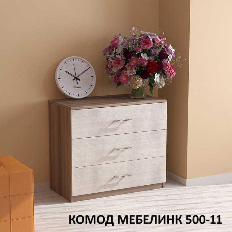 Комод Мебелинк 500-11