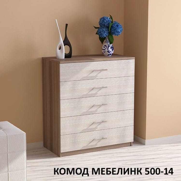 Комод Мебелинк 500-14