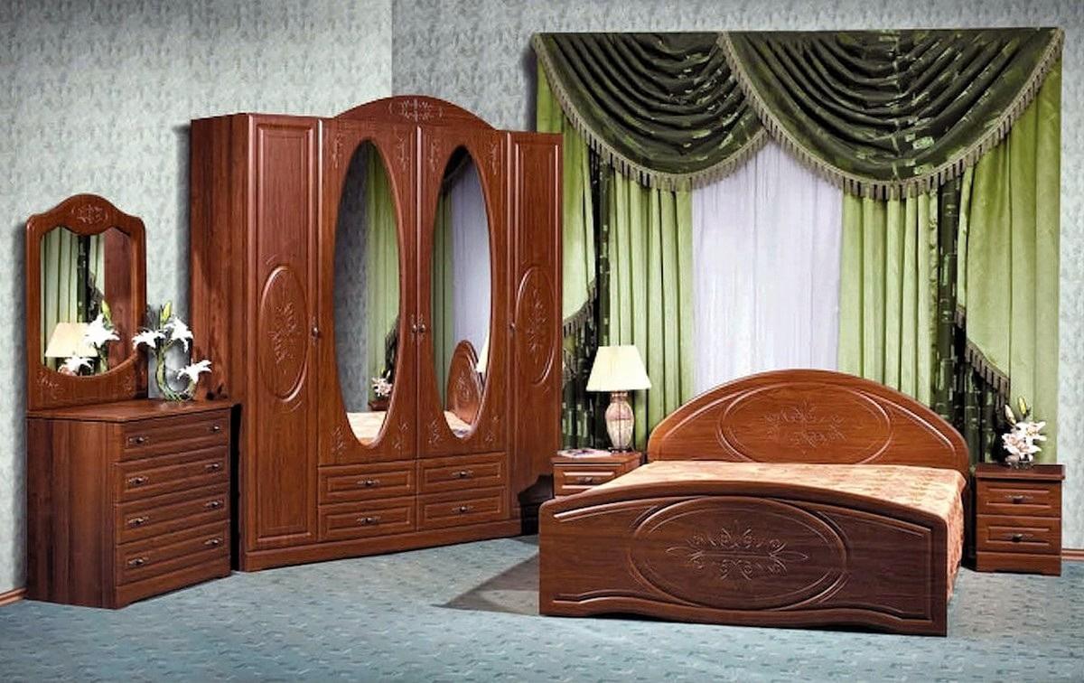 Спальня Медея МДФ
