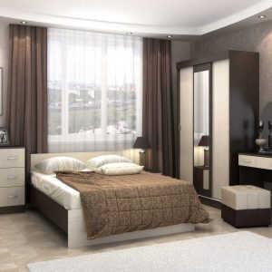 Спальня Мелиса