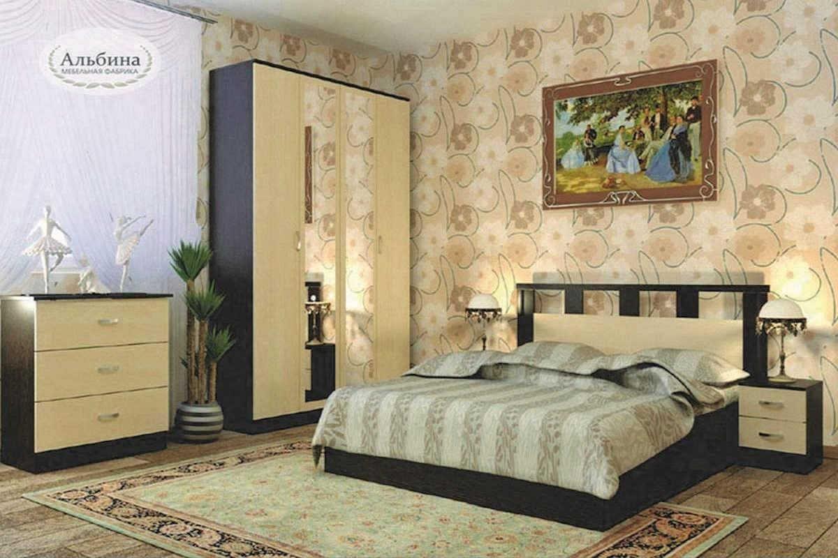 Спальня Миральда