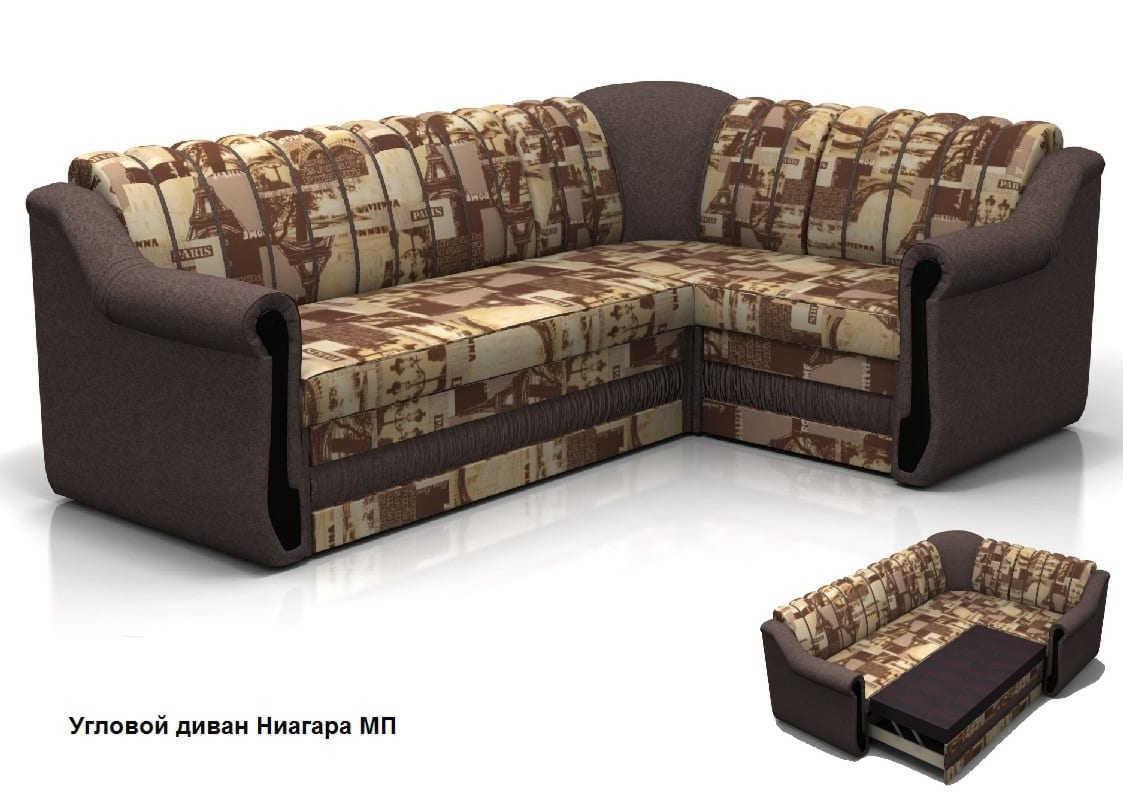 Угловой диван Ниагара МП