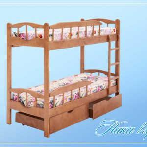 Кровать Ника (2-х ярусная)