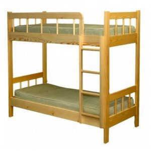 Кровать Оля (2-х ярусная)
