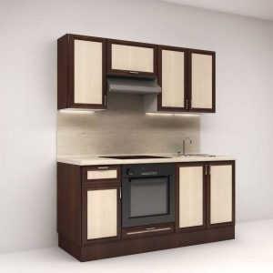 Дешевая кухня модульная Оля