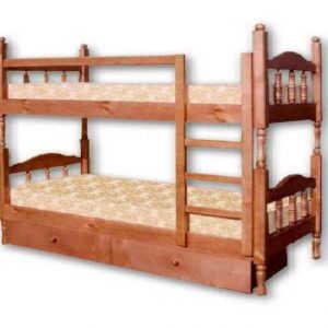 Кровать Оскар 2 (2-х ярусная)