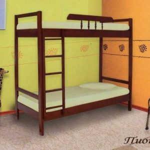Кровать Пионер (2-х ярусная)