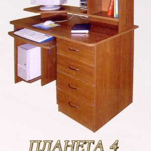 Компьютерный стол Планета-4