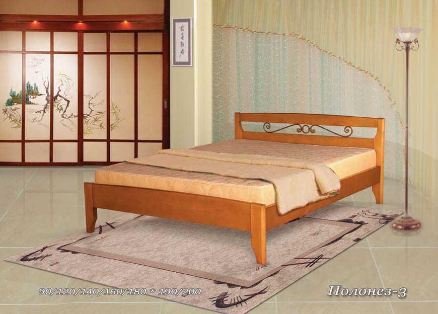 Кровать Полонез 3