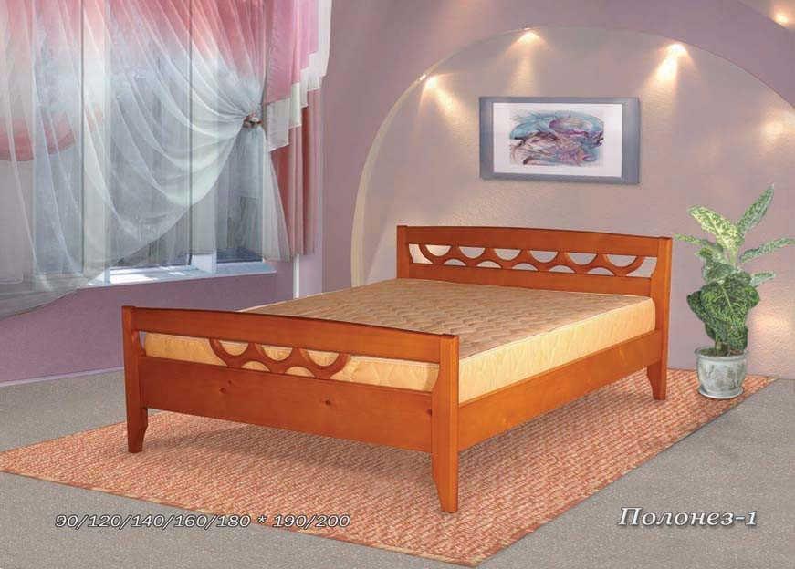 Кровать Полонез 1