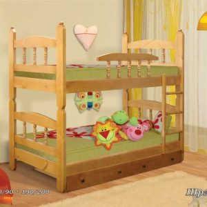 Кровать Шрек-3 (2-х ярусная)