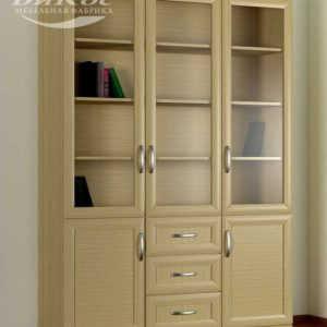 Шкаф книжный 3№6