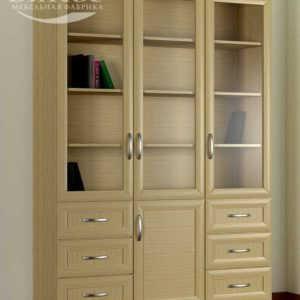 Кухонный напольный шкаф книжный 3№7