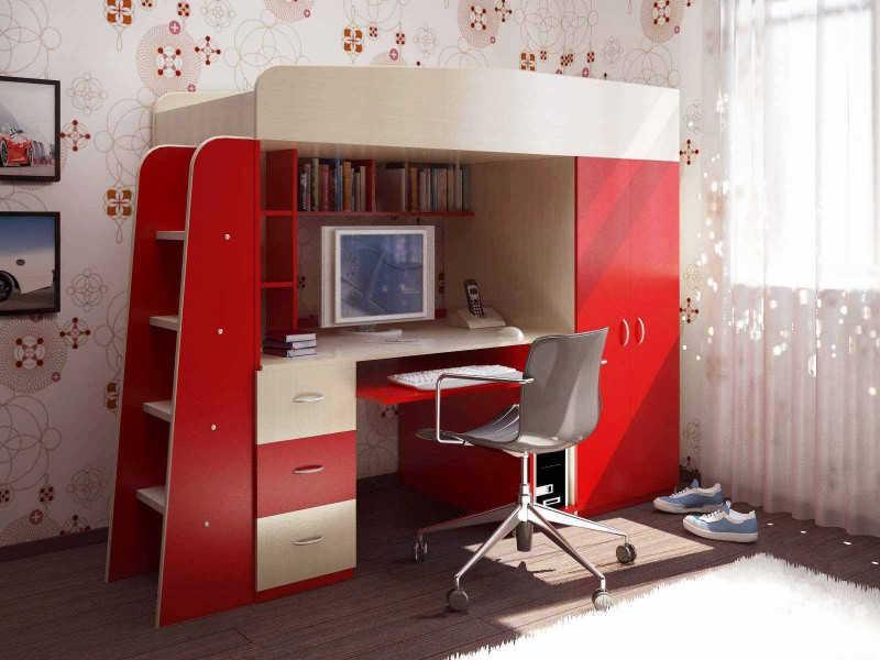 Детская комната Сказка-1